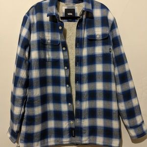 Vans Flannel Coat